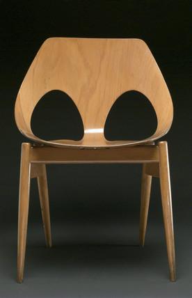 Modern chair, c 1953.