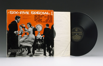 'Six-Five Special!', long-playing record, 1957.