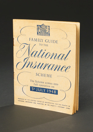 'Family Guide to the National Insurance Scheme', booklet, 1948.