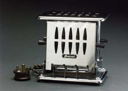Kenwood A101 electric toaster, 1957.