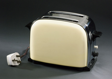 Morphy Richards pop-up toaster, c 1956.
