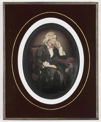 Margaret Reily, 1854.