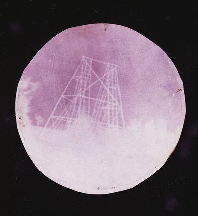 Herschel's Telescope, c 1839.