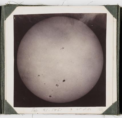 The Sun, September 21 1861.