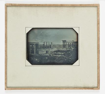'Athens The Erechtheum and Parthenon', 1852.