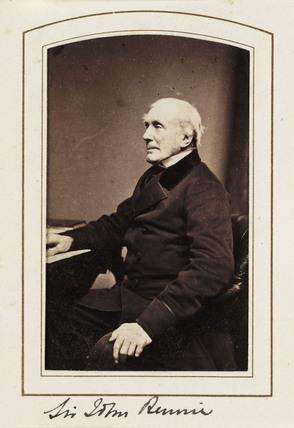 'Sir John Rennie', 1867.