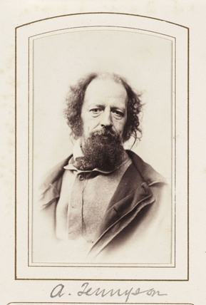 'A Tennyson', c 1864.