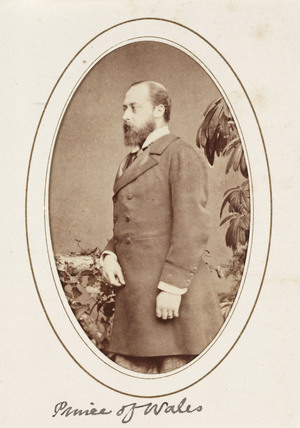 'Prince of Wales', c 1875.