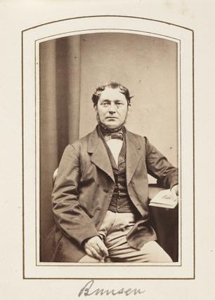 'Bunsen', c 1865.