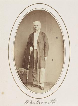 'Whitworth', c 1870.