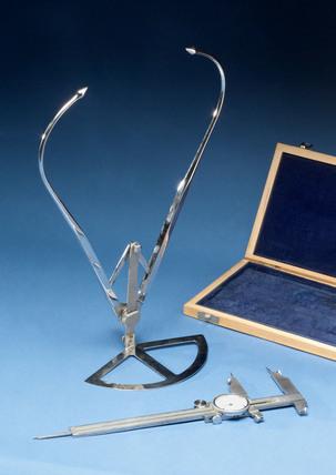 Anthropometric instruments, Institute of Child Health, London, 1945-c 1990.