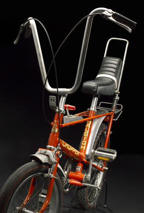 Raleigh 'Chopper' Mk2 children's bicycle, 1978.