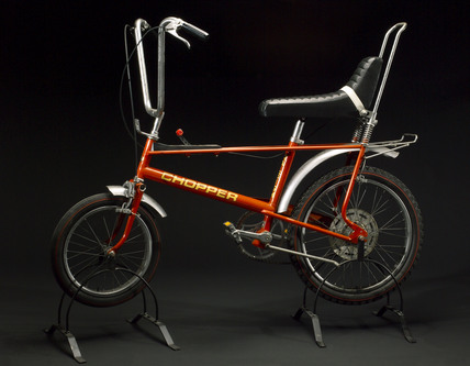 Raleigh 'Chopper' Mk2 children's bicycle, 1978.