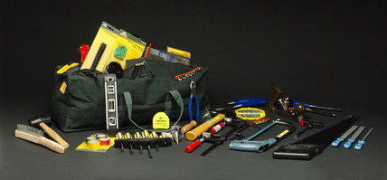 General purpose handyman's tool kit, 1999.