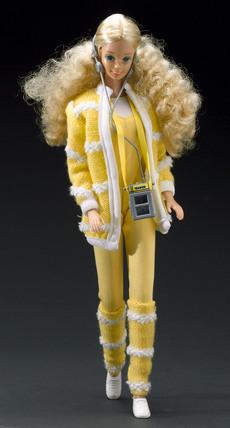 Barbie doll, 1970-1990.