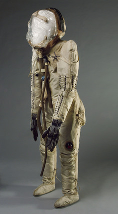 Rae flying suit, type B, mid 20th century.