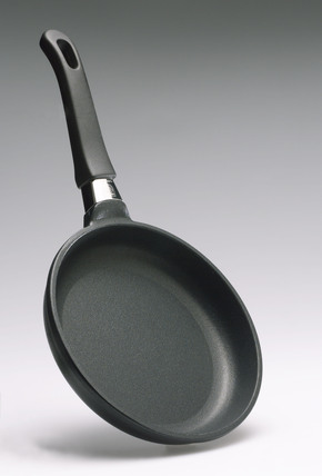 Titanium non-stick coated pan, 1999.