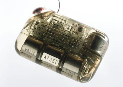 Cardiac pacemaker, 1970-1985.