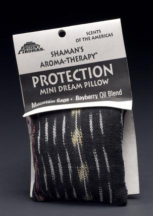 'Shaman's Aroma-therapy Mini Dream Pillow', 1996.