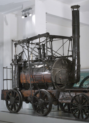 'Puffing Billy' 1813-1814.