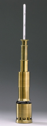 Hypsometer, c 1890.