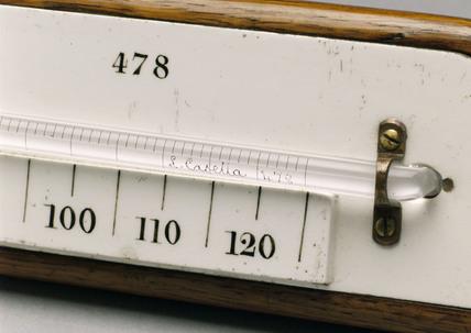 Minimum thermometer,1861-1870.
