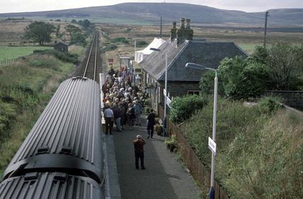 Scotscalder station.