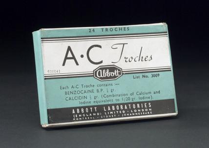 A C Troches.