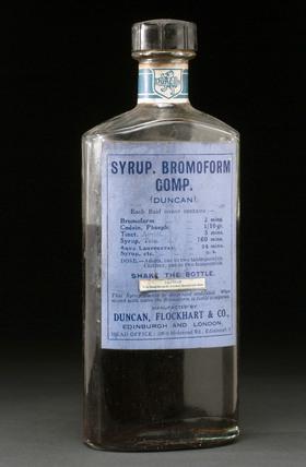 Syrup Bromoform