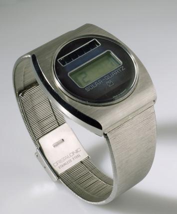 Cristalonic solar-quartz time computer, c 1970s.