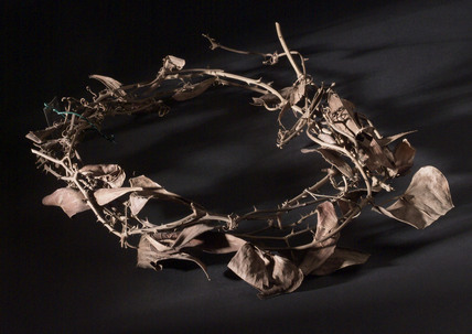 Crown of thorns, Angola, 1900-1937.
