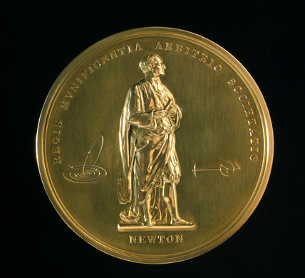Medal of the Royal Society, 1949.