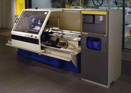 Colchester CNC 2000 lathe.