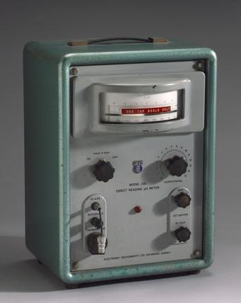 pH meter, 1950-1970.