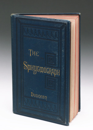 One copy of 'The Sphygmograph' by R.E. Dudgeon, 1882.