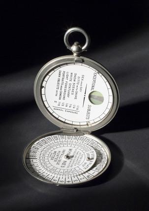 Wynne 'Infallible' Hunter exposure meter.