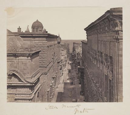 Malta, 1856.