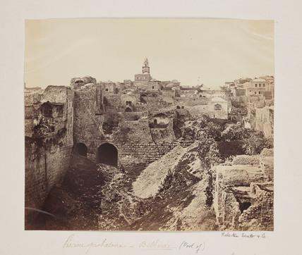 'Piscine probatoire - Bethesda', 1857.
