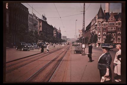 Helsinki, c 1938.