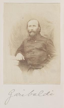 Garibaldi, c 1865.