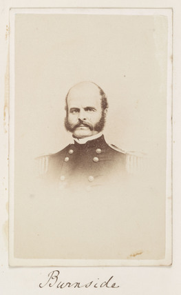 General Burnside, c 1863.
