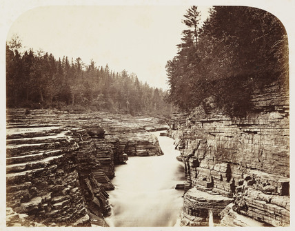 'Natural Steps', 1860.