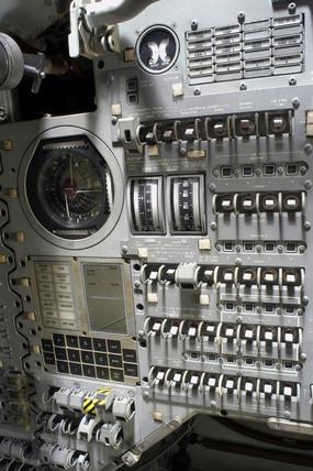 Apollo 10 Command Module, 1969.