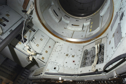 Apollo 10 Command Module, 1969. by Hills, Jennie at ...