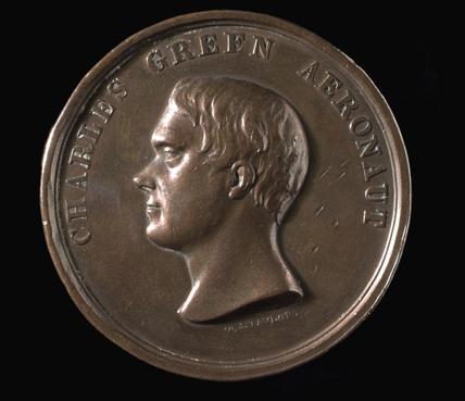 Charles Green, aeronaut, 1836