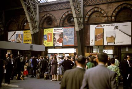 York Station, 1965.