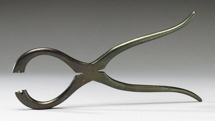 Forceps, Indian.
