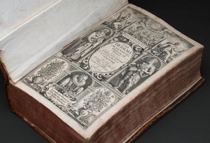 John Gerarde's herbal, 1633.