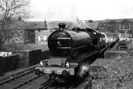 North York Moors Railway, 1993.