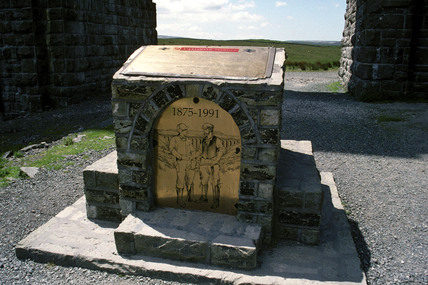 Commemorative stone, 1994.